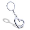 High Quality Fashion Heart Shape Design Metal Keychain