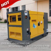 20kva 30kva 45kva silent diesel generator