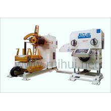 Coil Sheet Automatische Zuführung mit Richtmaschine für Press Line Einsatz in Haushaltsgeräte Hersteller