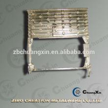 A380 high quality / aluminum die casting / die cast servo motor radiator
