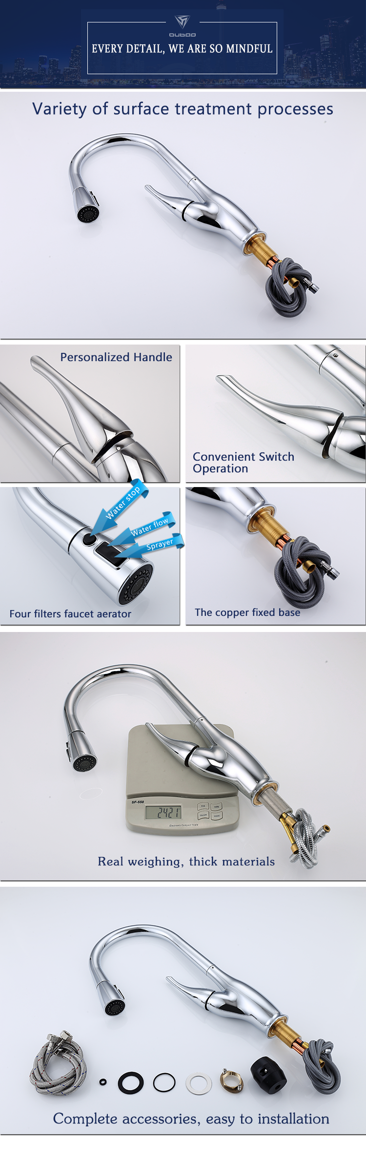 Cupc Fittings Faucet