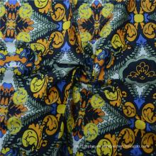 Diseño de la tela textil Última tela de la impresión digital (DSC-4042)
