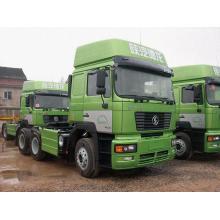 Camión de remolque de 40 toneladas SHACMAN F2000 cabeza del camión de remolque