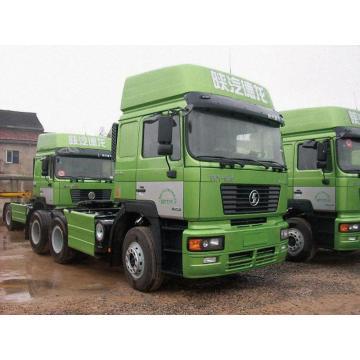 40 Ton towing truck SHACMAN F2000 trailer truck head