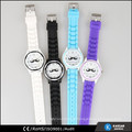 promotion silicone watch gift sets wholesale china watch