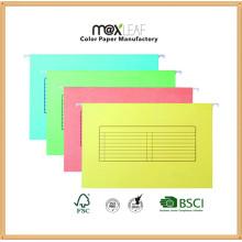Папка с папкой 210GSM Color Suspensin