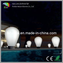 LED runde beleuchtete Stehleuchte