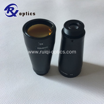 Doublet focusing lens for 1064nm laser