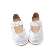 Skidproof Glitter Atacado Atacado de borracha Squeaky Shoes