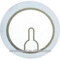 Elément vibratoire piézoélectrique le plus vendu Disques 31 mm en acier inoxydable