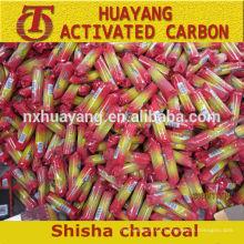 Cheap coco hookah shisha carbón de leña