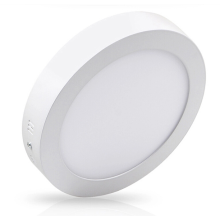 Surface Mounted LED Round Panel Lights 18W