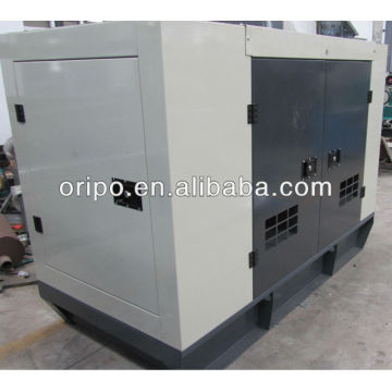 small power Lovol soundproof diesel genset with 100% copper leadtech alternator