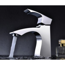 Luxury Single Lever Basin Faucet (DH33)