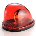 Sinal de advertência de lâmpada de halogéneo LED (vermelho HL-103)