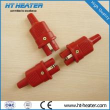 35A 220V enchufe de alta temperatura