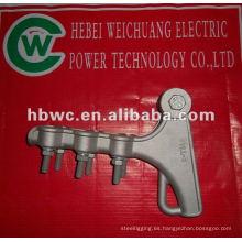 abrazaderas de tensión de hardware de línea de poste (NLL-3)