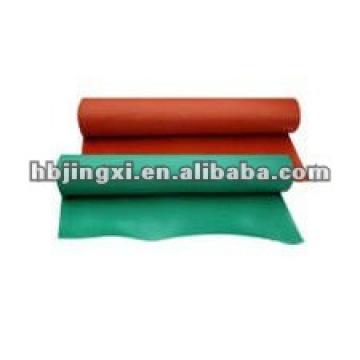 feuille souple composée de PVC