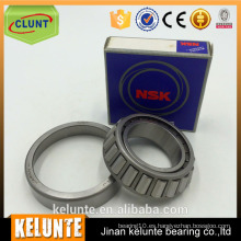 NSK LM48548 / LM48510 rodamientos de rodillos de rodillos cónicos de tamaño pulgadas LM48548 / LM48510
