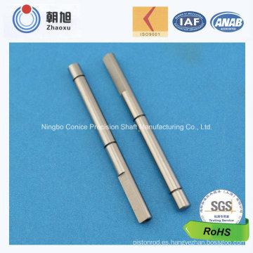 Ejes estándar modificados para requisitos particulares ISO del fabricante de China