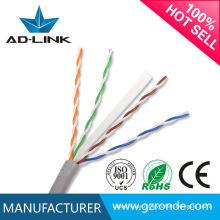 Utp cat6 Kabel 24awg 305m 1000ft Fabrik Preis