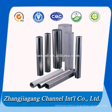 China Supply 304 316 Round Stainless Steel Pipe