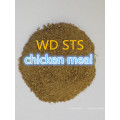 Repas de poulet pour la poudre de protéine de volaille