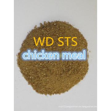 Comida de pollo para alimentación animal con la mejor calidad