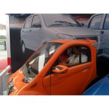 Electric car for Indoor venues using
