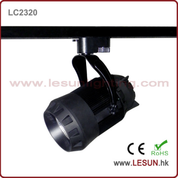 Black Housing 20W COB Track Lights for Fashion Shop LC2320