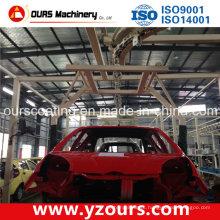Máquina Automática de Pulverização / Pintura / Revestimento para Indústria Automóvel