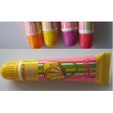 Tubo de embalagens de cosméticos para o recipiente de Gloss labial