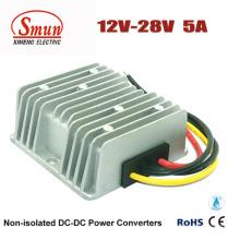 Conversor não-isolado 12V da CC 12V a 28V 5A DC-DC