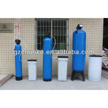 El mejor suavizador de agua para tratamiento de agua y filtración de agua