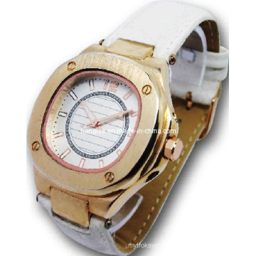 Fashion Men′s Stainless Steel Watch (HAL-1233)