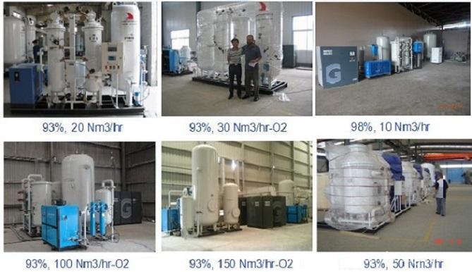 Oxygen Concentrator Photos