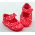 Lovely 0-24 Monate heißesten roten gefleckten Baby Schuhe