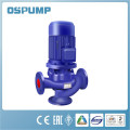 cheaper high efficiency vertical in-line sewage pump