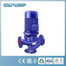 Pompe d'égout vertical en ligne à haut rendement et moins cher