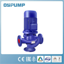 cheaper high efficiency vertical in-line sewage pump