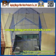 Produto de malha de fio de processamento profundo em Birdcages