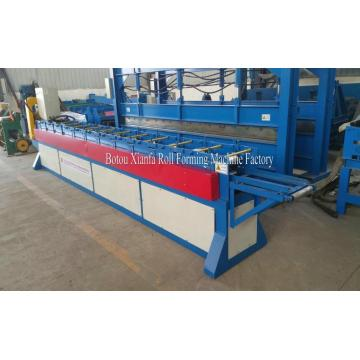 Color Steel uzbek style wall roll forming machine