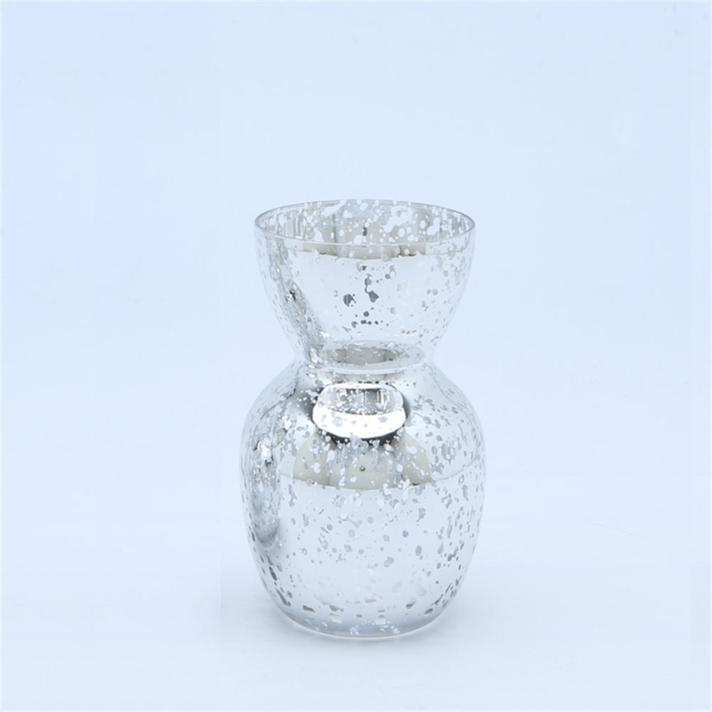 Br 51904 2glitter Glass Vases For Flowers 2