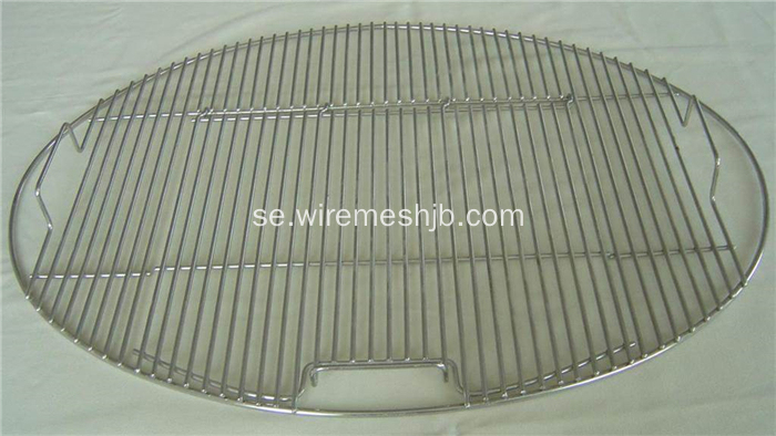 Rostfritt stål Grill Grill Wire Mesh