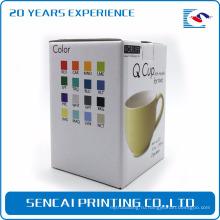 SenCai изготовленный на заказ складная бумажная коробка упаковки чашки чая