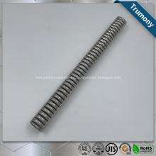 Tubo múltiple de aluminio de soldadura de alta frecuencia para disipador térmico