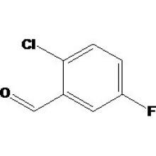 2-Chlor-5-fluorbenzaldehyd CAS-Nr .: 84194-30-9