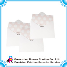 hot sale luxury offset printing invitation wedding cards