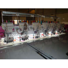 Laser, Flat, einzelne Pailletten & Coiling Stickmaschine