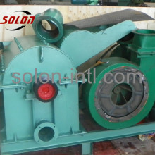 Timber chips grinder wood pallet legs crusher machine